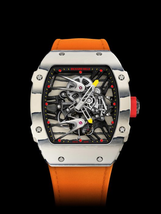 Richard Mille's New Rafael Nadal RM 35-02 Watch