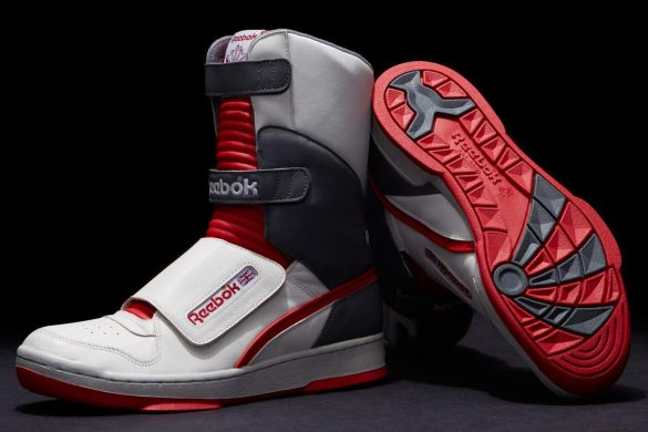 Reebok Launches Ripley's Alien Stompers Sneakers