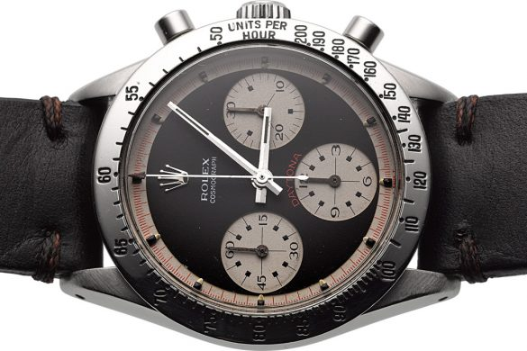 Rolex 'Paul Newman' Daytona Wristwatch