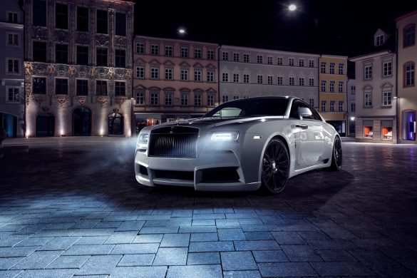 SPOFEC OVERDOSE: Widebody Version for the Rolls-Royce Wraith