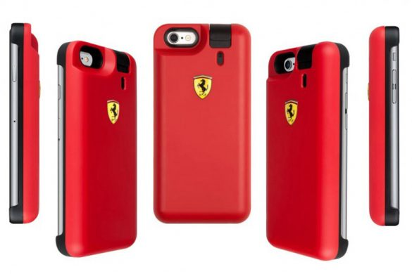 Scuderia Ferrari Fragrance Case