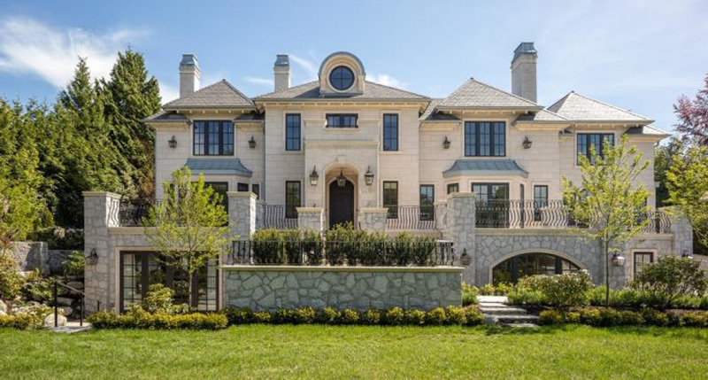 12,000 Sq. Ft. First Shaughnessy Mansion Hits the Market for $38.9-Million