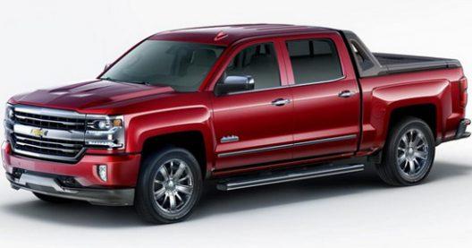 Chevrolet Silverado High Desert