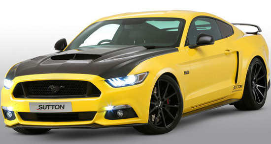 Sutton Ford Mustang CS700