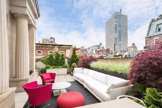 Tamara Mellon's Manhattan Penthouse