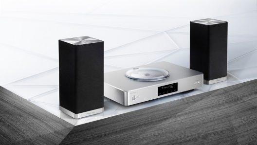Technics Ottava SC500 – Premium All-In-One HiFi System