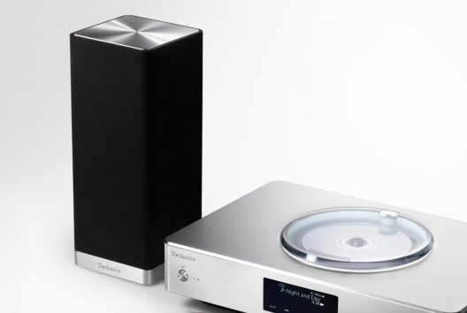 Technics Ottava SC500 – Premium All-In-One HiFi System