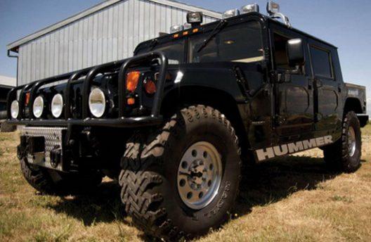 Tupac's Hummer H1