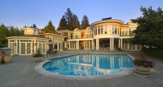 'Twin Cedars', 1.3-Acre Burnaby, B.C. Estate Again On The Market For $18.8 Million