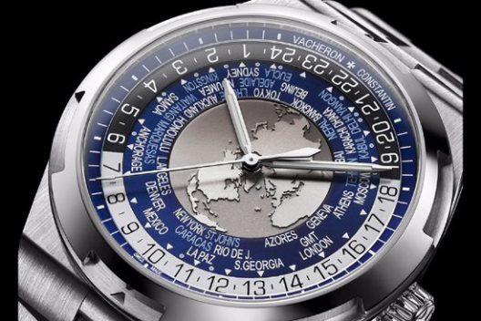 Vacheron Constantin Overseas World Time 7700V
