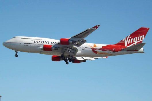 Retired Virgin Atlantic 747 Jet On Sale With Starting Bid of $300,000