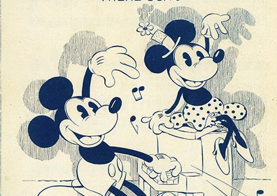 Massive Collection of Walt Disney Memorabilia Goes Under The Hammer