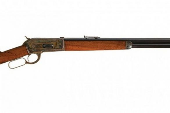 Winchester Rifle Sold For Record $1.26 Million