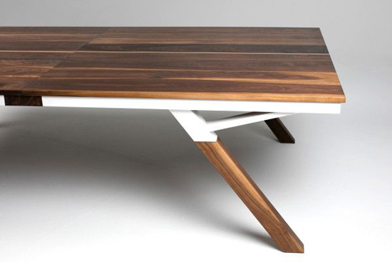 Woolsey Ping Pong Table Is Also Stylish Furniture