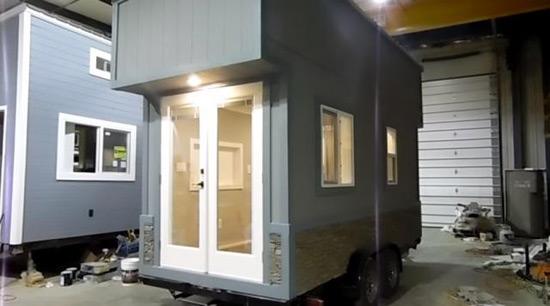 1,5 Meter Wide House
