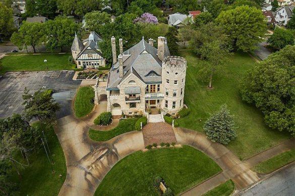 1886 Castle In Kansas On Sale For $3.5 Million