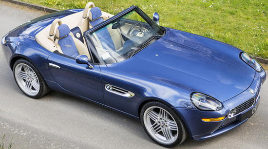 2003 BMW Z8 Alpina V8 Roadster