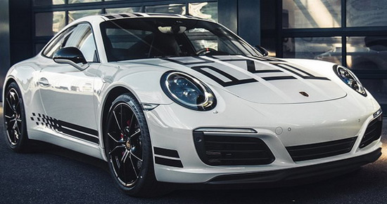 Porsche 911 Carrera S Endurance Racing Edition