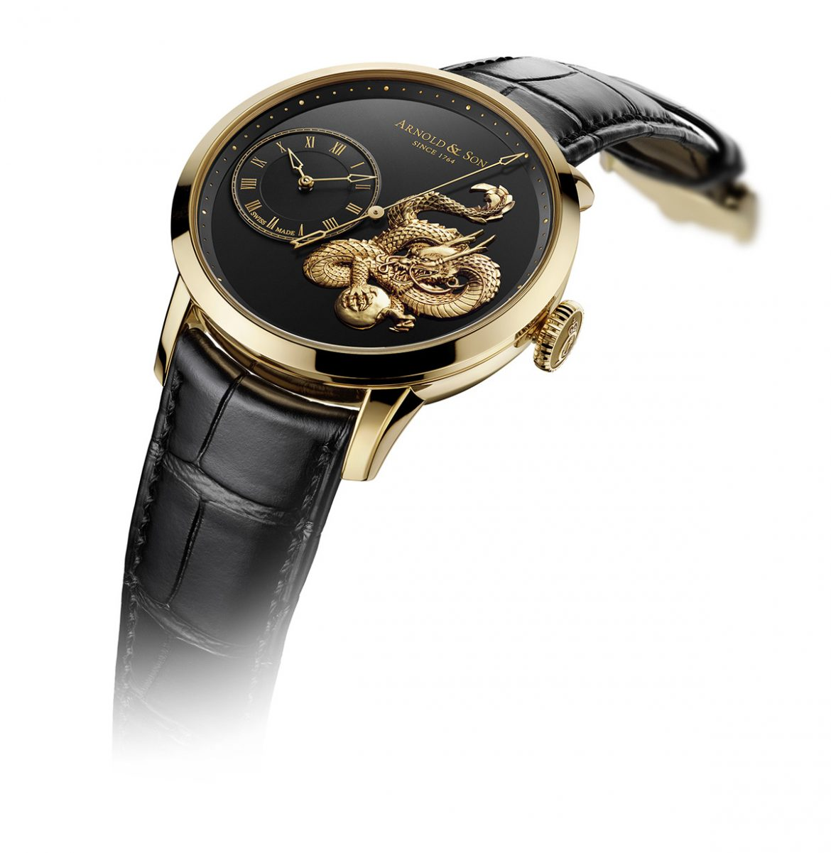 Arnold & Son Métiers d'Art TB Dragon Limited Edition