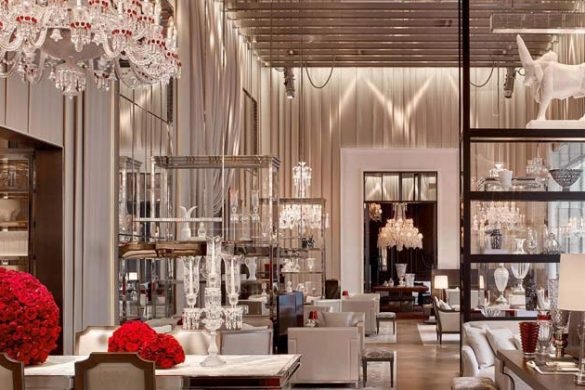 12 day Baccarat Heritage Experience Will Cost You $300,000
