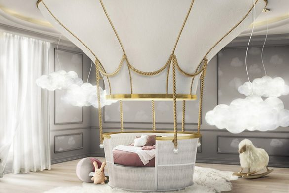 Circu's Fantasy Air Balloon Bed - Limited Edition