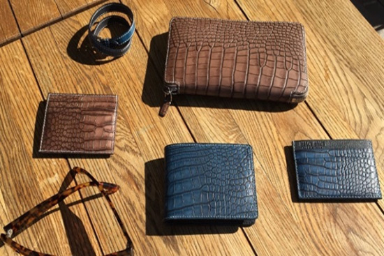 Bianca Mosca Alligator Leather Line