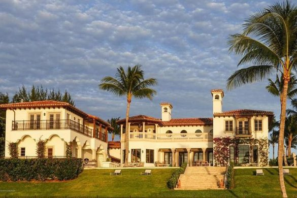 Billy Joel's Oceanfront Florida Estate On Sale For $27 Million