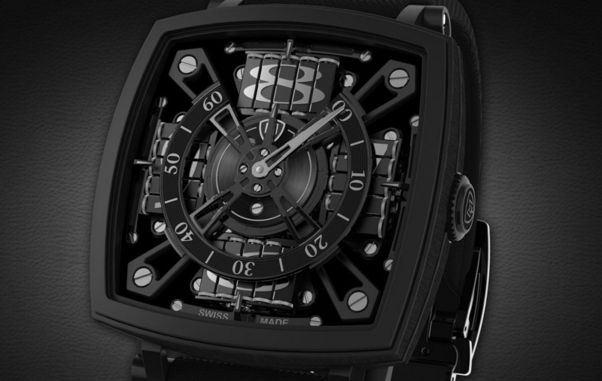 Would You Pay $95,000 For World's Blackest Watch?