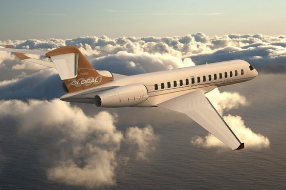 Bombardier Global 7000 - World's Largest Business Jet
