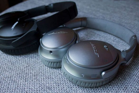 Bose QuietComfort Headphones Just Got Wireless