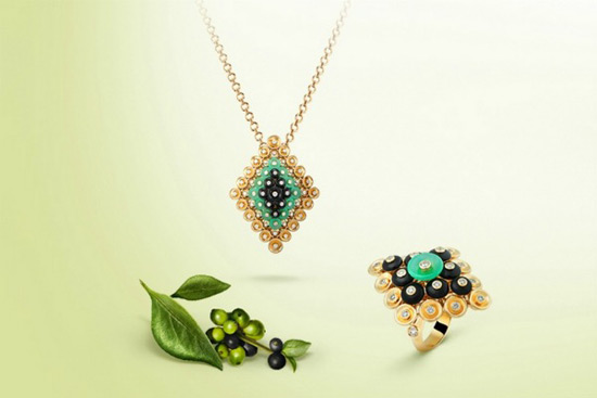 Bouton d'Or Collection by Van Cleef & Arpels