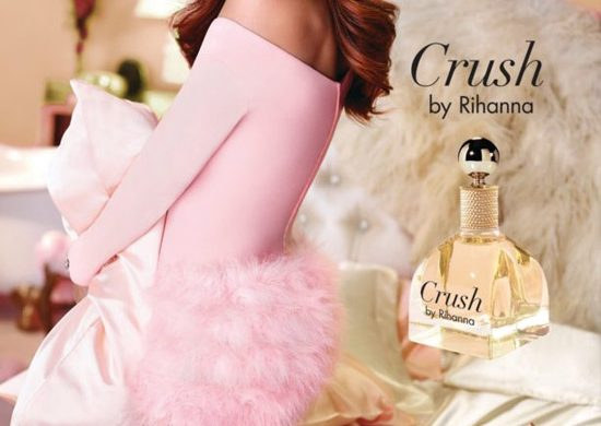Crush - Rihanna's Newest Fragrance