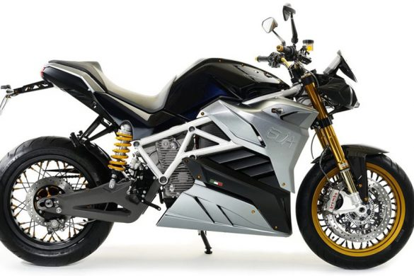 Energica Eva – Italy's First 100% Electric Streetfighter