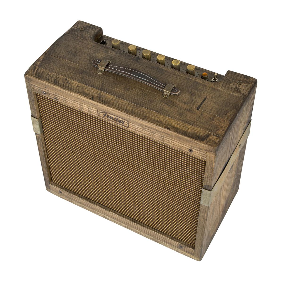 Fender 80 Proof Blues Junior Limited Edition Extravaganzi