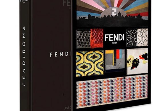 Fendi Roma - 90th Anniversary Book