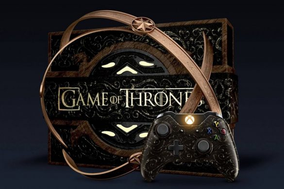 Limited Edition Game Of Thrones Xbox One Console