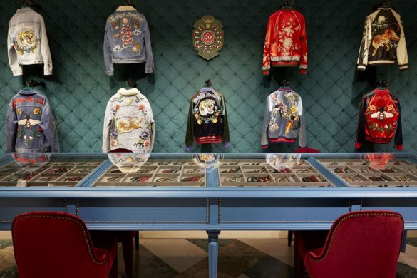 Gucci's Latest DIY Customization Service Is For Jackets
