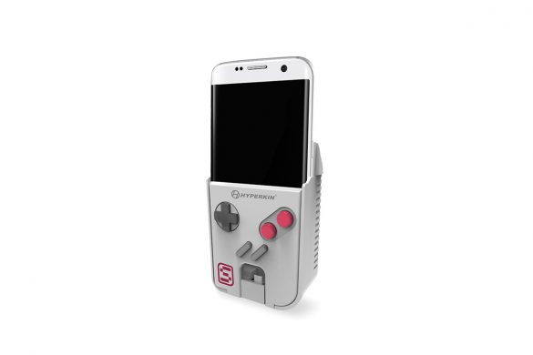 Hyperkin's Smartboy Turns Your iPhone Into Old-School Game Boy