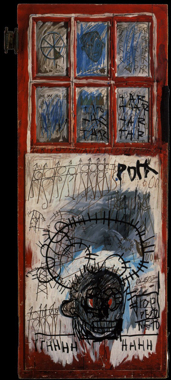 Johnny Depp's Collection Of Nine Basquiats At Christie's Auction