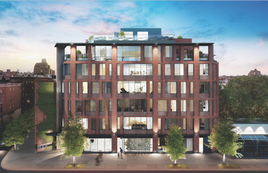 New Luxury Condo Building Comes to West Village NYC
