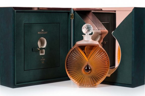 The Macallan Lalique Peerless Spirit