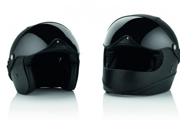 Montblanc's Urban Spirit Motorcycle Helmet