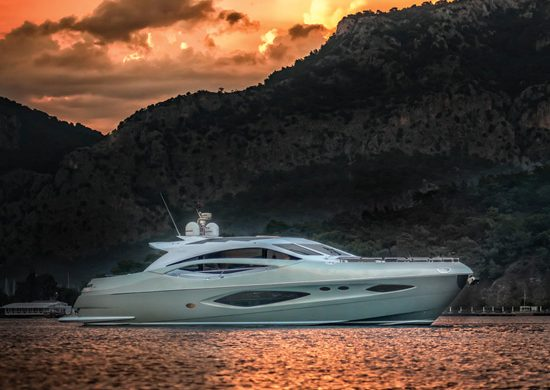 Numarine Debuts New 78HT Evolution Superyachts At Cannes
