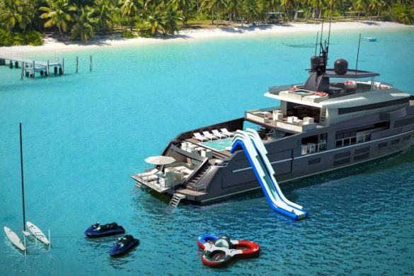 OceaNemo Sport Utility Yacht - Most Expensive Leisure In Open Water