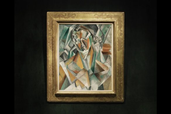 Picasso's 'Femme Assise' Broke Auction Record at $63.7 Million