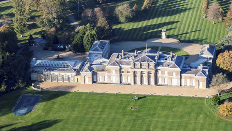 Historic Estate Once Owned by Queen Elizabeth's Grandparents On Sale
