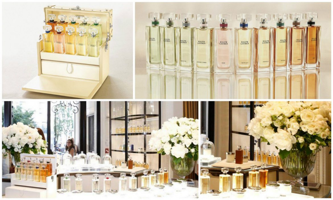 Scented Journey Can Begin! Ralph Lauren's New Fragrance Collection