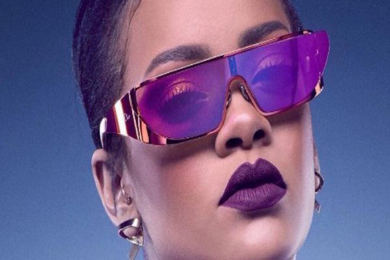 Rihanna Sunglasses For Dior