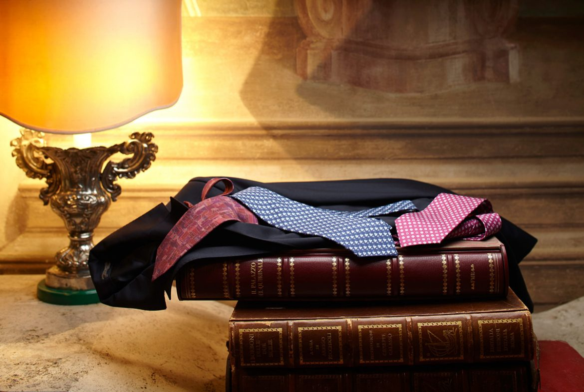 You Can Customize Your Ferragamo Tie
