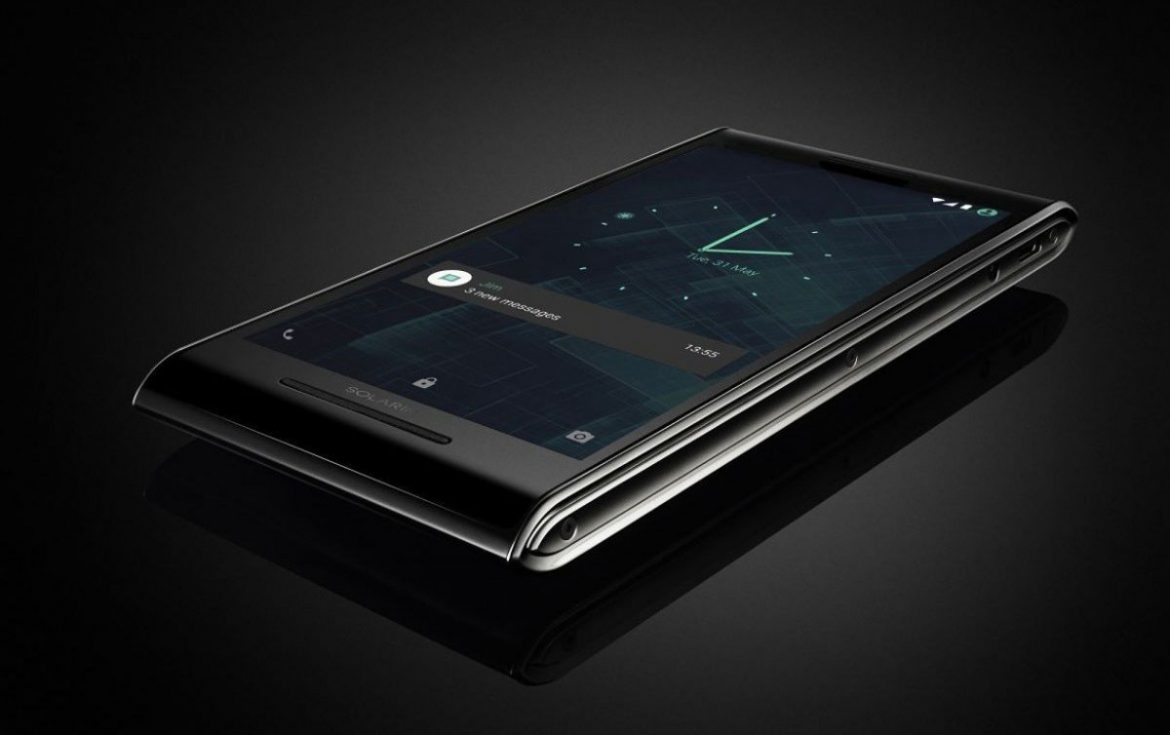 Sirin Solarin Super Secure Android Smartphone Will Cost You $16,500